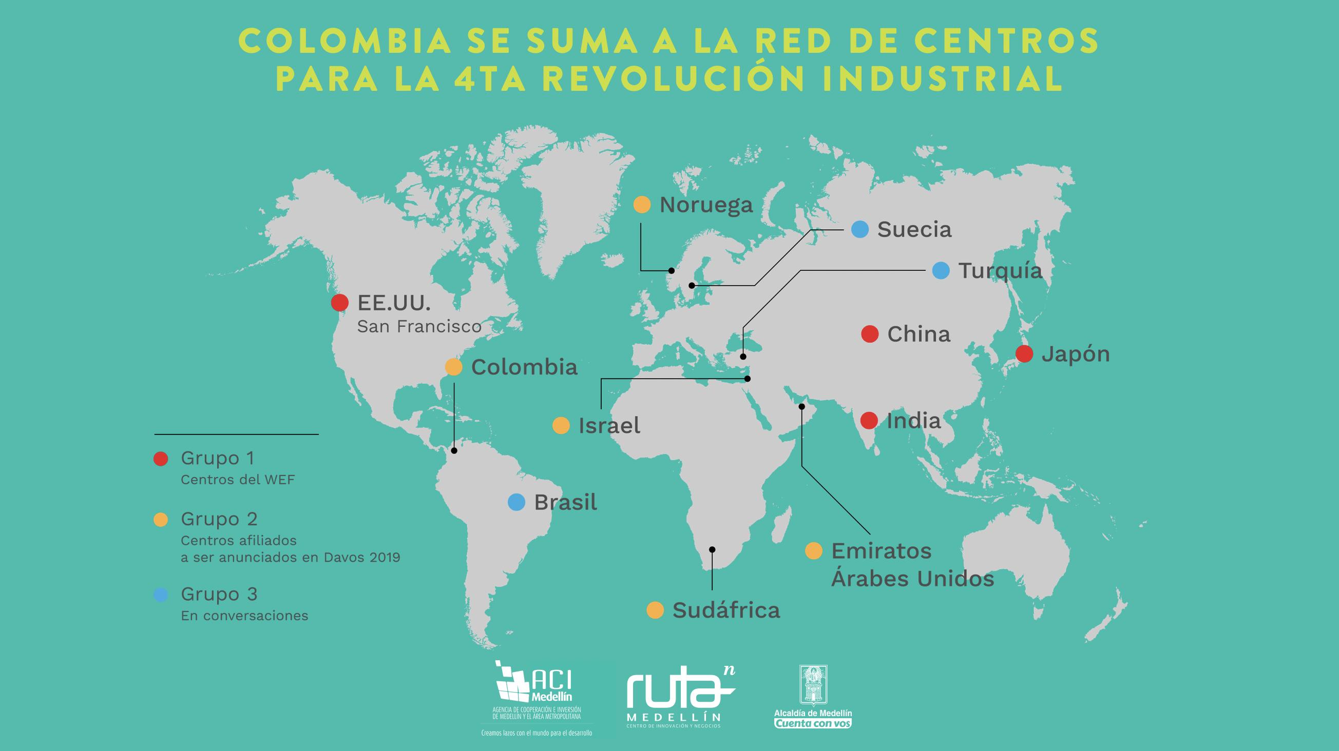 Centro para la Cuarta Revolución Colombia