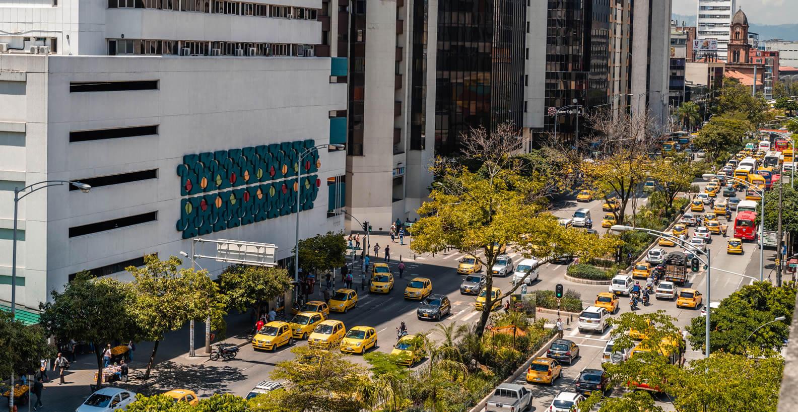 Los Corredores Verdes de Medellín nominados a los Premios Internacionales Ashden 2019
