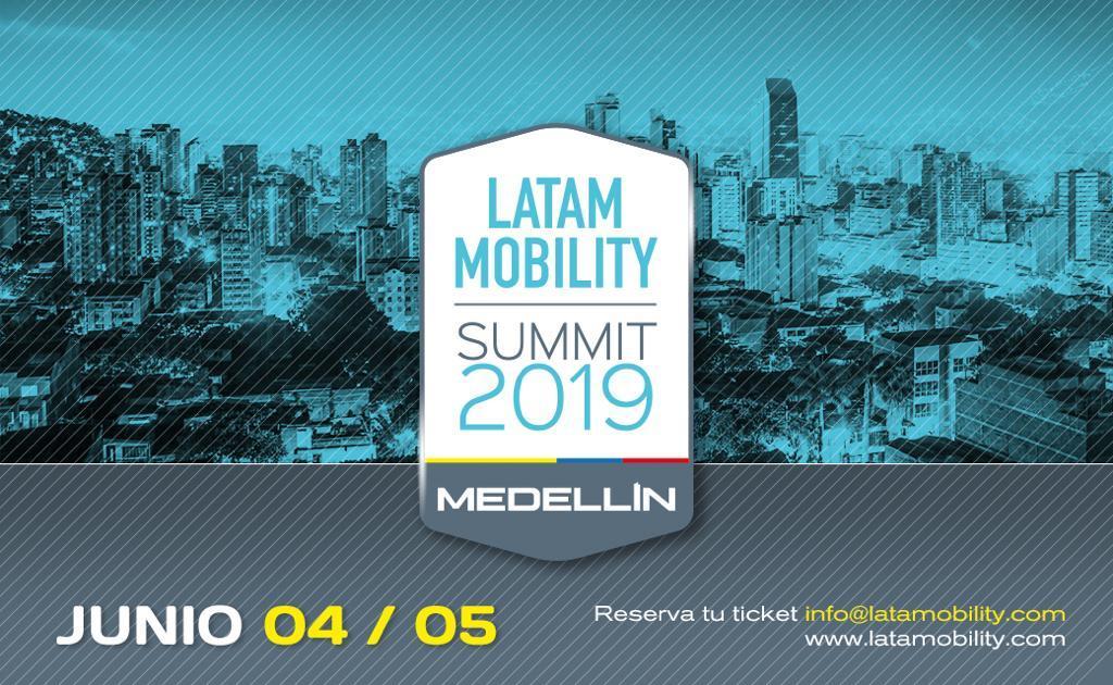 Latam Mobility en Medellín