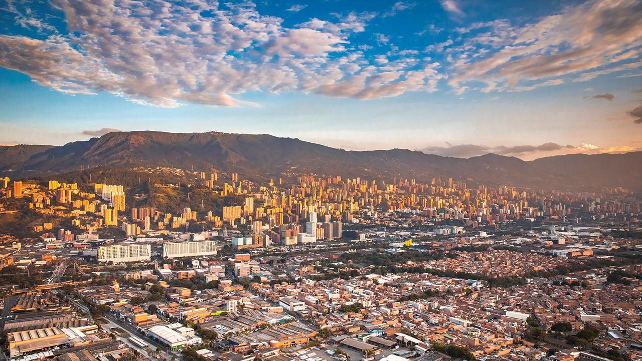 Medellín y su reconocida transformación a nivel mundial