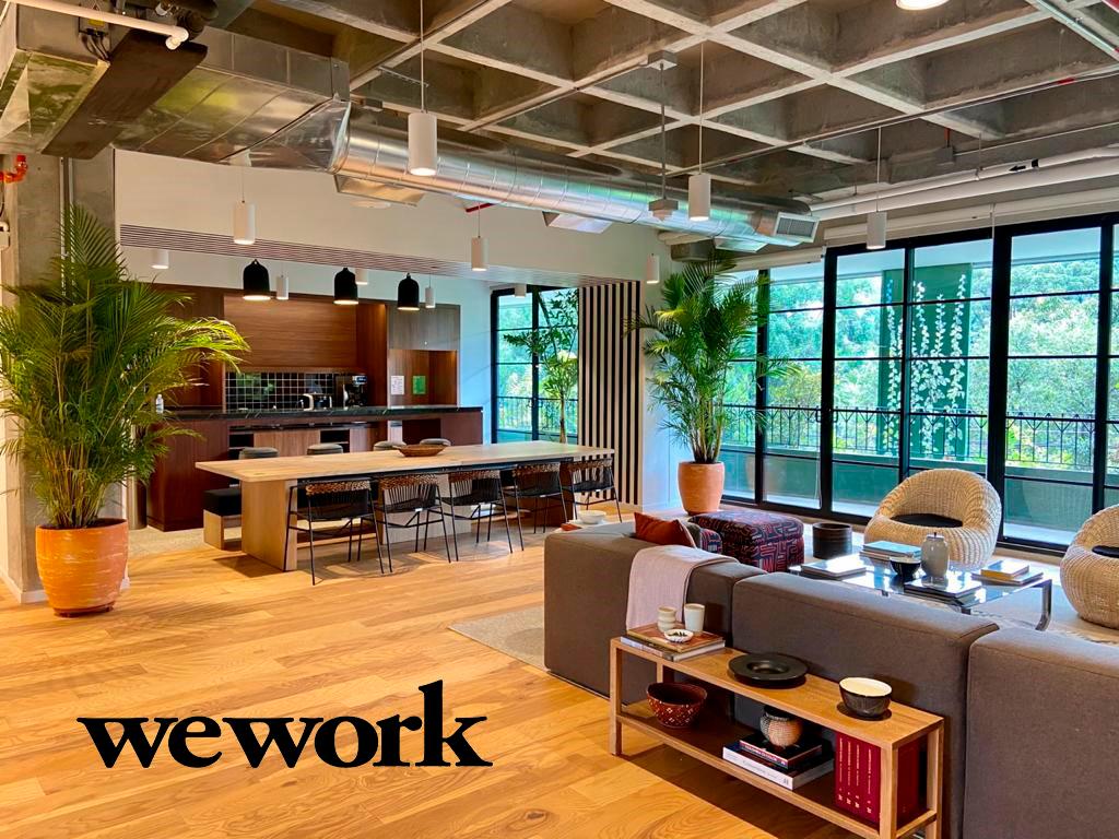 alianza entre la ACI Medellín y WeWork, compañía líder en espacios de trabajo colaborativo.