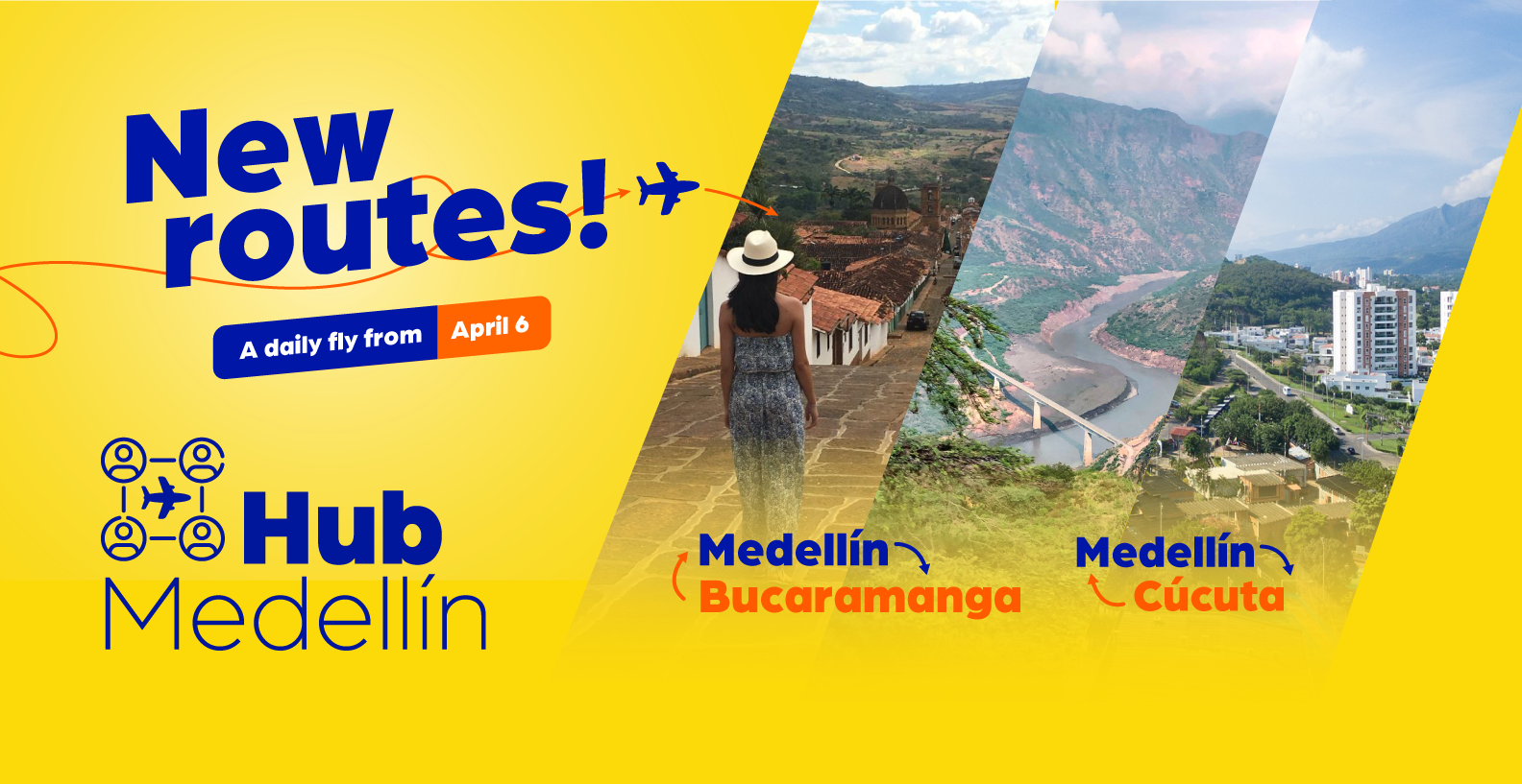 New Routes Viva Air