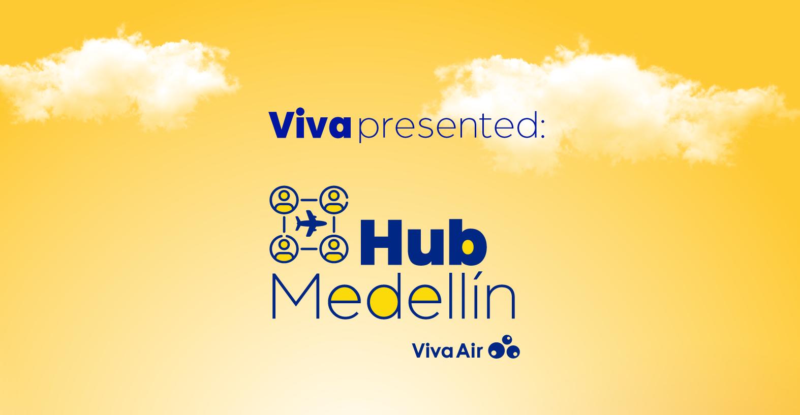 Hub Medellín Viva Air