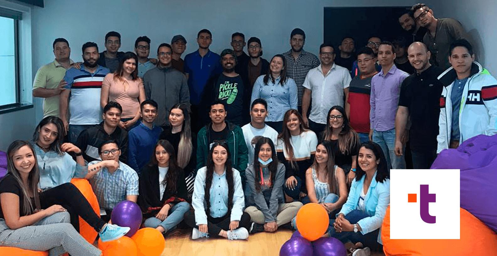 Medellín base tecnológica de talent.com