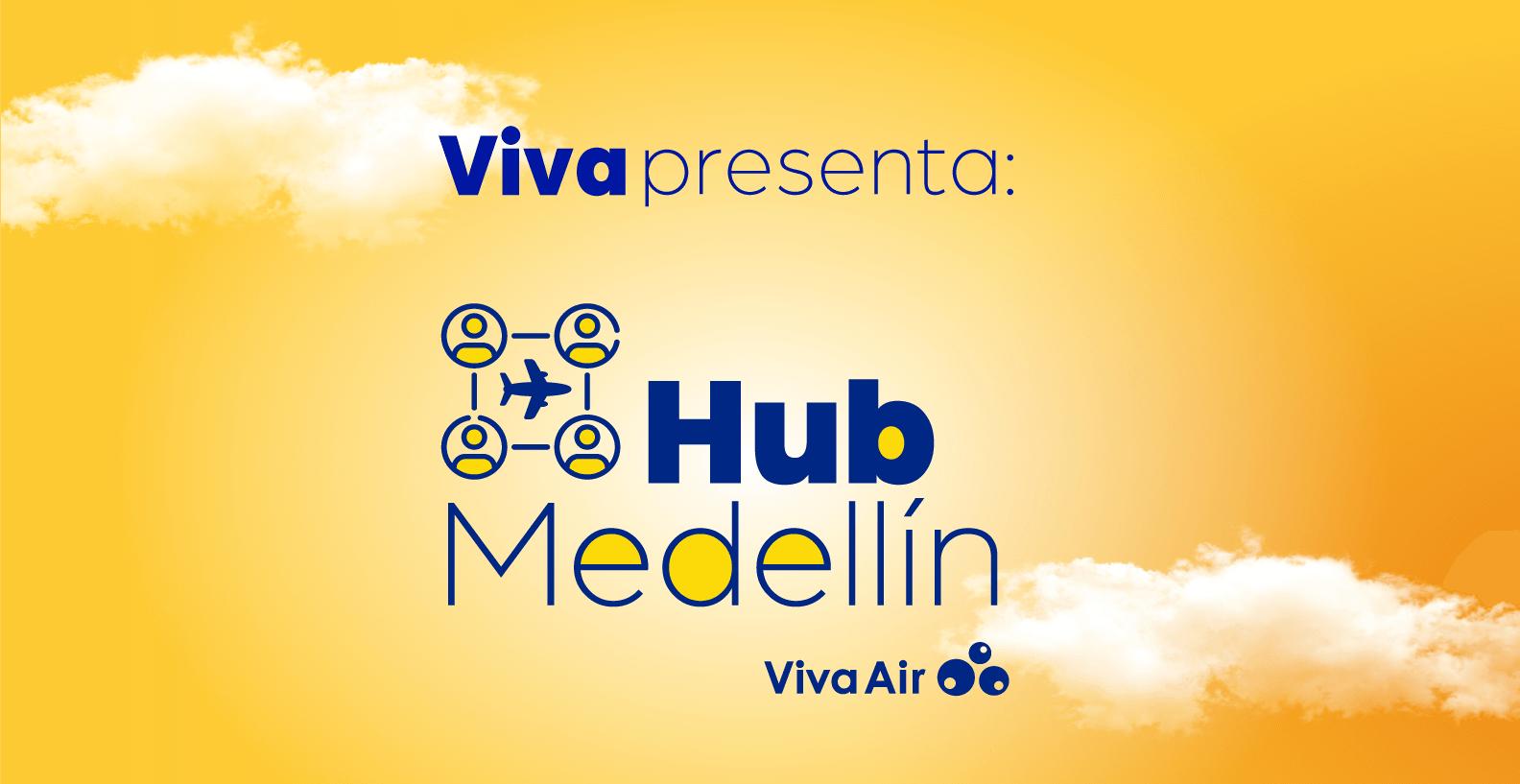 """Medellín se convierte en nuestro centro de conexiones estratégicas"""": Viva Air"""