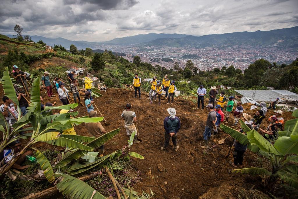 Dagrd implementa acciones en gestión del riesgo de desastres con cooperación internacional